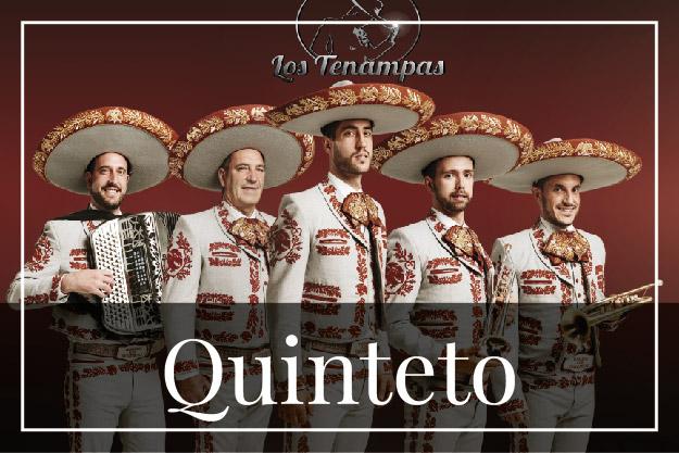 Quinteto tenampas